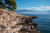 Croatia, adriatic sea — Foto Stock