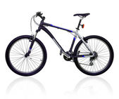 Mountain bicycle bike — Stock Photo