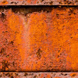 Foto Stock: Rusty metal
