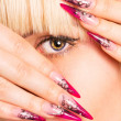 Nice manicure — Stock Photo #15769285