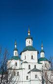 Kirche der auferstehung, sumy, ukraine — Stockfoto