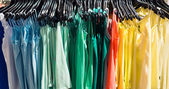 Loja de roupas — Fotografia Stock
