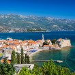 Stock Photo: Old town Budva, Montenegro