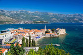 Old town Budva, Montenegro — Stock Photo