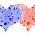 Two hearts. — Stock Photo #4636329