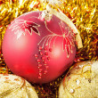 Christmas decoration-balls — Stock Photo #13148472