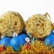 Christmas decoration-balls — Stock Photo #13148480