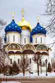 Old russian church — Stock Photo