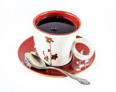 Uma xícara de chá — Foto Stock