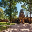 Stock Photo: Ancient buddhist khmer temple in Angkor Wat complex