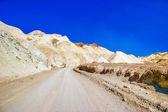 Безжизненные пейзажей долины смерти — Стоковое фото