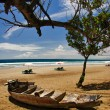 The boat on the beach. — Stock Photo #1618801
