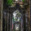 Royalty-Free Stock Photo: Ancient corridor at Angkor Wat