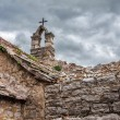 Royalty-Free Stock Photo: The old church