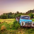 Old lorry — Stockfoto