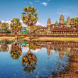 Angkor Wat Temple — Stock Photo #28950859