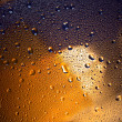 Stock Photo: Water Drops