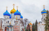 Old russian church — Stock Photo