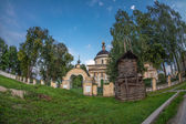 Old Russian church — Stockfoto