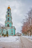 Old russian church — Photo