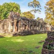 Ancient buddhist khmer temple in Angkor Wat complex — Stock Photo #41664431