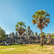 Bayon temple in Angkor Wat complex — Stock Photo