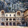 Ostrog ortodox monastery. Montenegro — Stock Photo