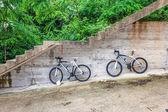 Bicicletas — Foto Stock