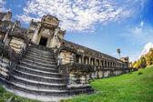 Templo de angkor wat — Foto Stock