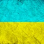 Grunge flag of Ukraine — Stock Photo #44299457