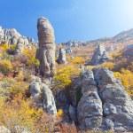 Autumn mountain. Ghost Valley, Demerdji, Crimea, Ukraine — Stock Photo #14828839