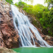 Na Muang 1 waterfall, Koh Samui, Thailand — Stock Photo