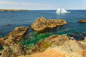 Widok morza — Zdjęcie stockowe