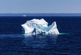 Buzdağı deniz — Stok fotoğraf
