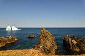 View of sea shore — Stock Photo