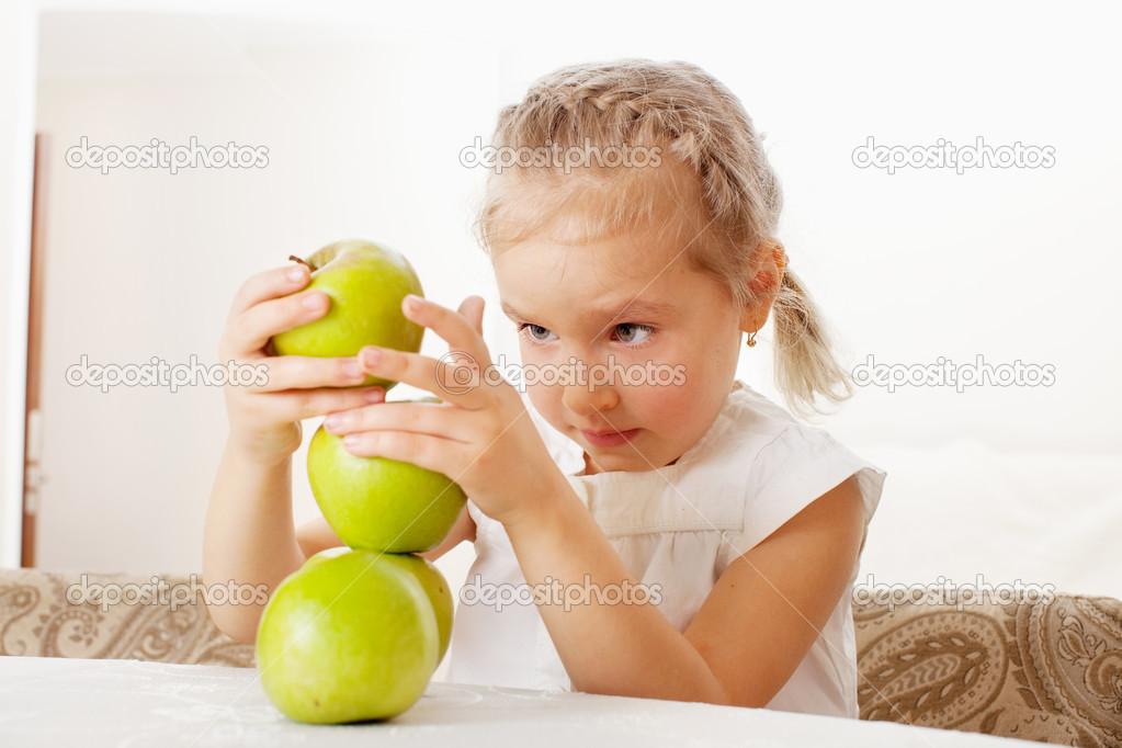 苹果宝宝图片大全可爱