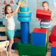 Children in kindergarten — Stock Photo #20350247
