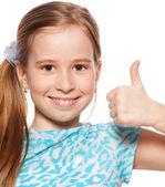 Happy girl — Foto de Stock