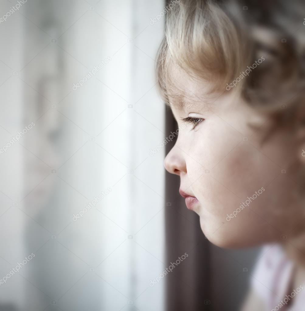 伤心的女孩 — 图库照片08tatyanagl#29993297