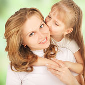 Mother with daughter — Stockfoto