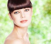 Beauty woman — Stock Photo