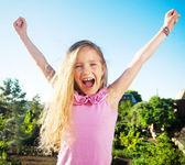 Happy child — Zdjęcie stockowe