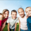 Children at summer — Stockfoto #49878869