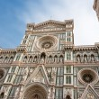 Duomo Cathedral. Florence, Italy — Stock Photo