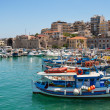 Heraklion harbour. Crete, Greece — Stock Photo #12747951