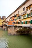 Ponte vecchio. Florens, Italien — Stockfoto