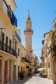 Turkish mosque in Chania. Crete, Greece — Stock Photo