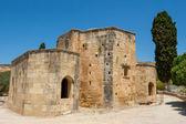 Ancient Basillica. Gortyn, Crete, Greece — Stock Photo