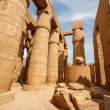 Foto Stock: Karnak Temple in Luxor. Egypt