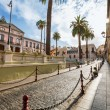 La Orotava. Tenerife, Canary Islands, Spain - Stock Photo
